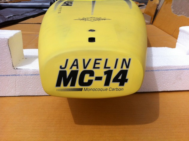javelin mc 14 naish