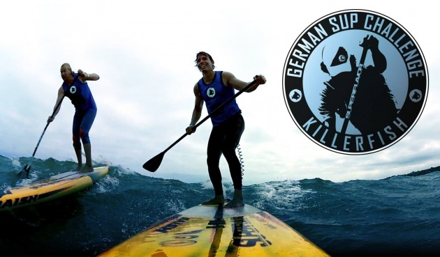 sup beach race germany christian hahn