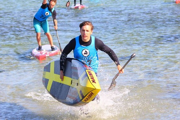 sup race fehmarn christian hahn